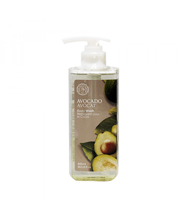 [THE FACE SHOP] Avocado Body Wash - 300ml