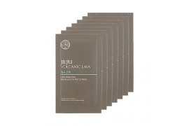 [THE FACE SHOP] Jeju Volcanic Lava Aloe Nose Strips Package - 1pack (7pcs)