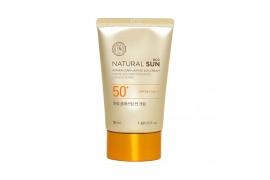 [THE FACE SHOP_50% SALE] Natural Sun Eco Power Long Lasting Sun Cream - 50ml (SPF50+ PA+++) (New)