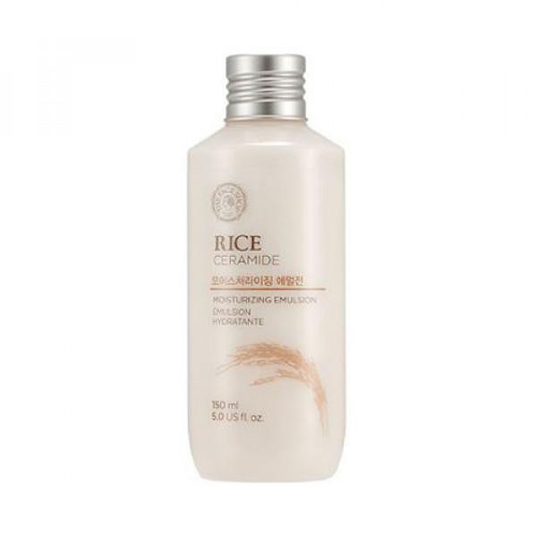 [THE FACE SHOP] Rice & Ceramide Moisturizing Emulsion - 150ml