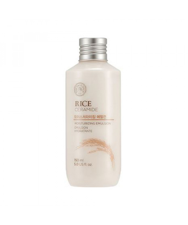 [THE FACE SHOP] Rice & Ceramide Moisturizing Emulsion - 150ml