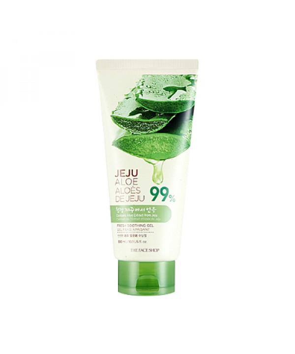 [THE FACE SHOP] Jeju Aloe Fresh Soothing Gel (Tube) - 300ml