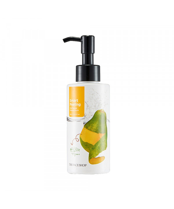 [THE FACE SHOP] Smart Peeling Mild Papaya - 150ml