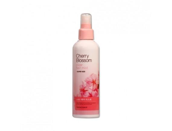[THE FACE SHOP] Cherry Blossom Clear Hair Mist - 200ml