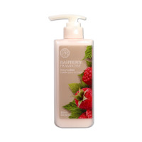 [THE FACE SHOP] Raspberry Body Lotion - 300ml