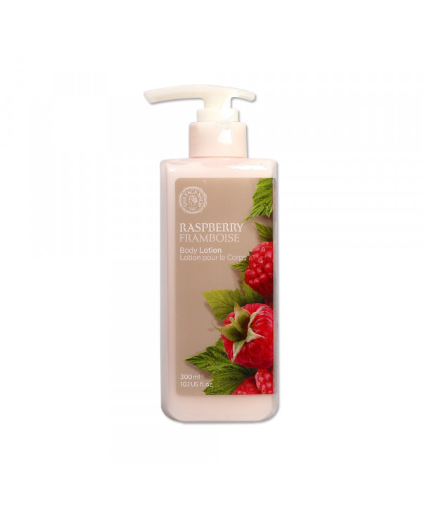 [THE FACE SHOP_50% SALE] Raspberry Body Lotion - 300ml