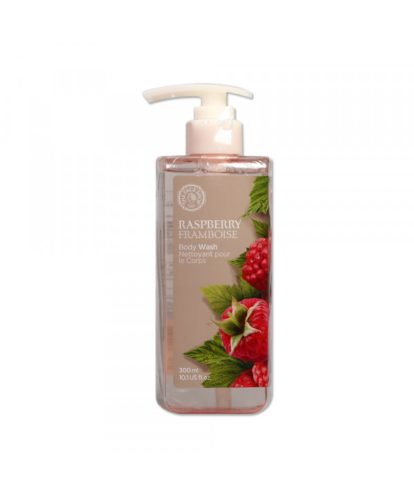 [THE FACE SHOP] Raspberry Body Wash - 300ml