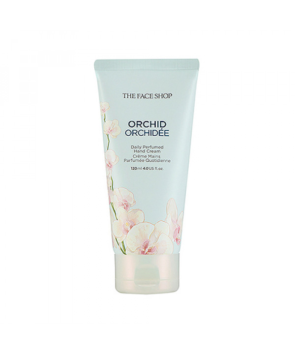 [THE FACE SHOP_50% SALE] Daily Perfumed Hand Cream (Orchid) - 120ml