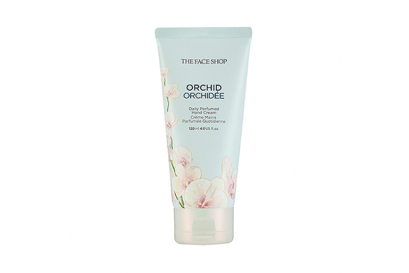 [THE FACE SHOP] Daily Perfumed Hand Cream (Orchid) - 120ml