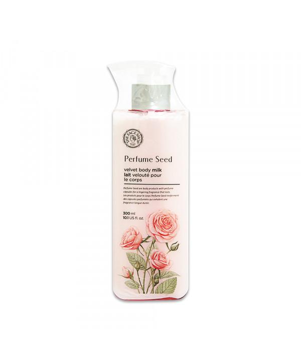 [THE FACE SHOP] Perfume Seed Velvet Body Milk - 300ml
