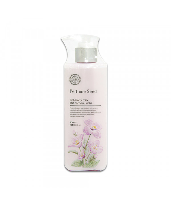 [THE FACE SHOP_50% SALE] Perfume Seed Rich Body Milk - 300ml