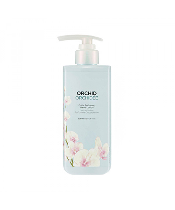 [THE FACE SHOP] Daily Perfumed Hand Lotion Orchid - 300ml