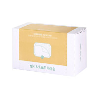 [THE FACE SHOP] Daily Beauty Tools Silky & Soft Facial Pad - 80pcs