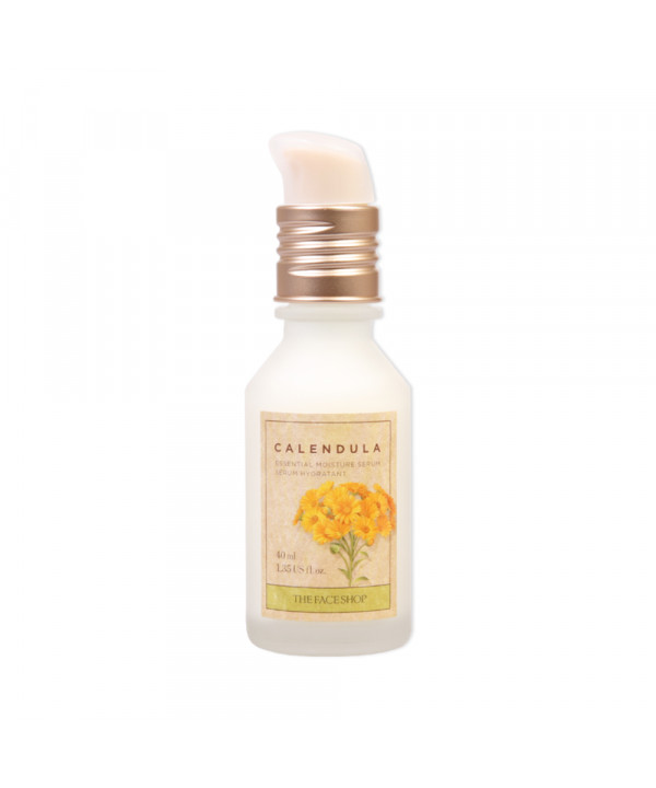 [THE FACE SHOP] Calendula Essential Moisture Serum - 40ml