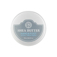 [THE FACE SHOP] Shea Butter Hand & Foot Total Treatment - 115ml