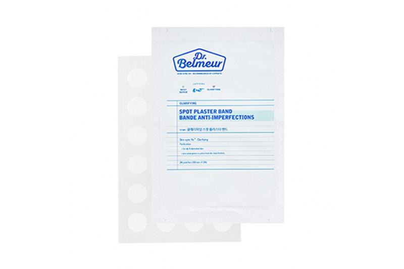 [THE FACE SHOP] Dr. Belmeur Clarifying Spot Plaster Band - 1pcs