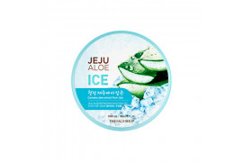 W-[THE FACE SHOP] Jeju Aloe Refreshing Soothing Gel (Ice) - 300ml x 10ea