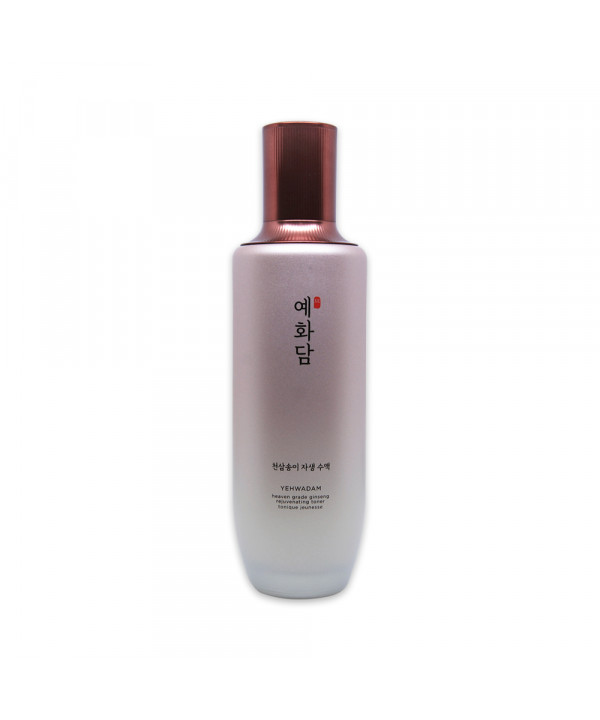 [THE FACE SHOP] Yehwadam Heaven Grade Ginseng Rejuvenating Toner - 155ml