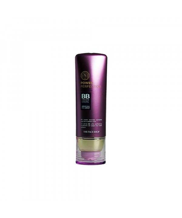 [THE FACE SHOP_LIMITED] Power Perfection BB Cream - 40g (SPF37 PA++) (EXP 2021.10.16)