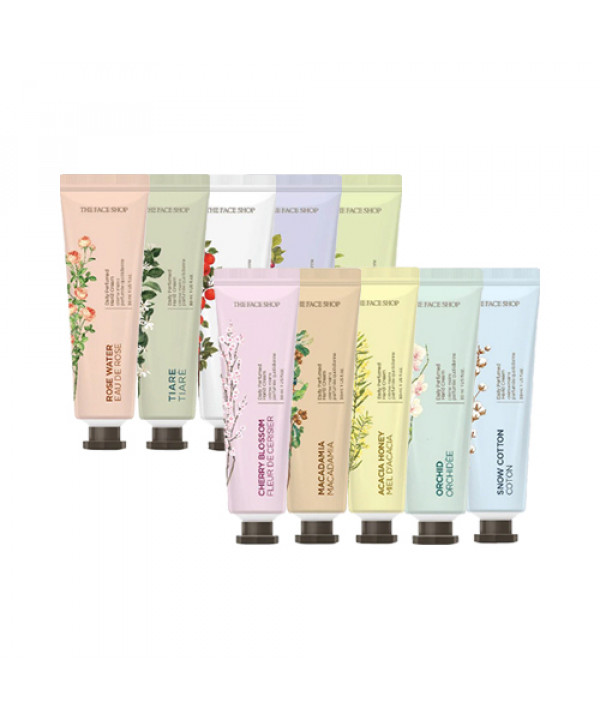 [THE FACE SHOP_50% SALE] Daily Perfumed Hand Cream - 30ml