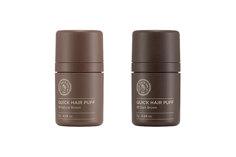 [THE FACE SHOP] Quick Hair Puff - 7g