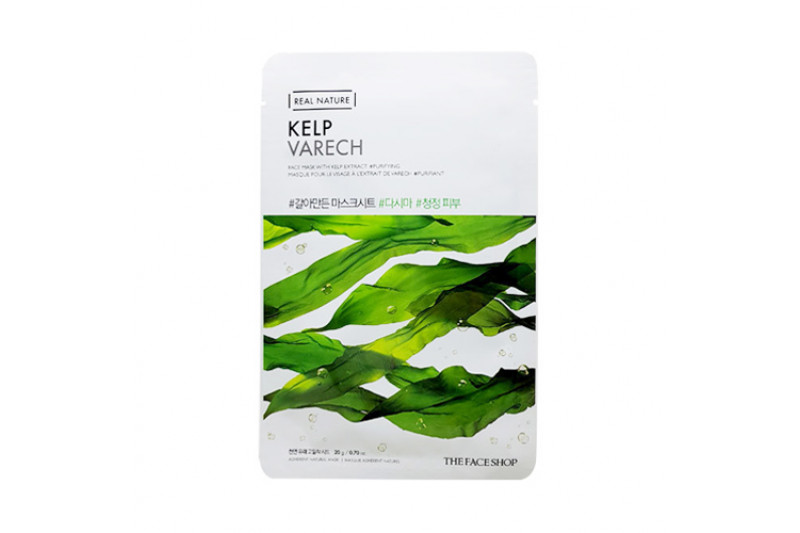 [THE FACE SHOP] Real Nature Face Mask - 1pcs