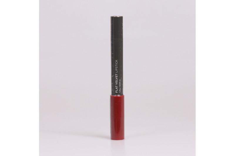 W-[THE FACE SHOP] Flat Velvet Lipstick - 1.4g x 10ea
