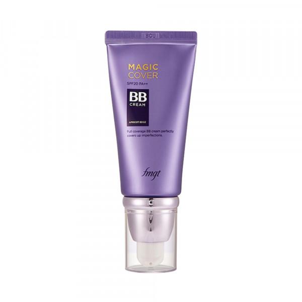 [THE FACE SHOP] Magic Cover BB Cream - 45ml (SPF20 PA++)