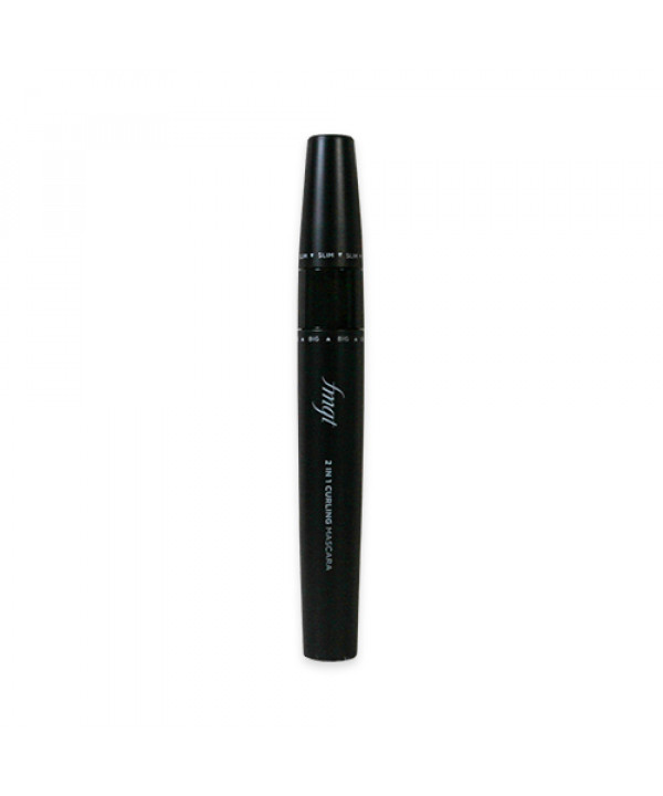 [THE FACE SHOP_50% SALE] 2 in 1 Curling Mascara - 8.5g