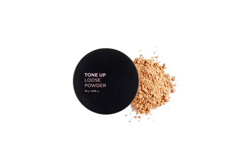 W-[THE FACE SHOP] Tone Up Loose Powder  - 10g x 10ea