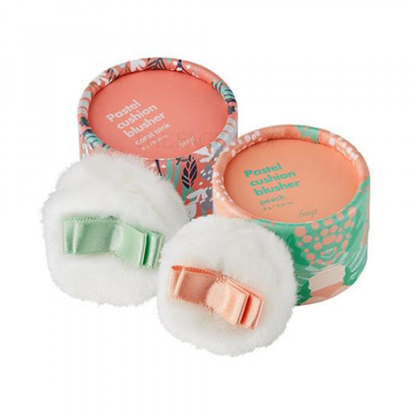 [THE FACE SHOP] Pastel Cushion Blusher - 6g