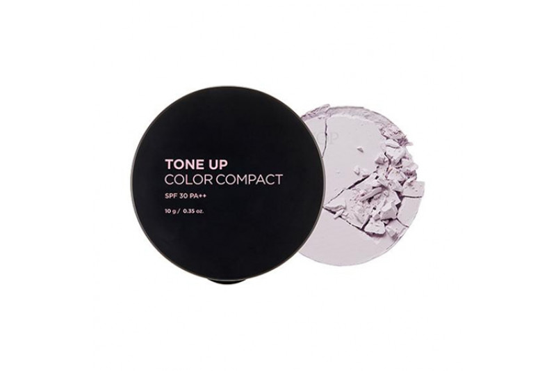 W-[THE FACE SHOP] Tone Up Color Compact - 10g (SPF30 PA++) x 10ea