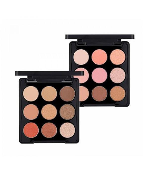 [THE FACE SHOP_50% SALE] Mono Pop Eyeshadow Palette - 7.2g