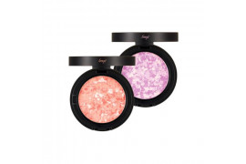 W-[THE FACE SHOP] Marble Beam Blush - 7g x 10ea