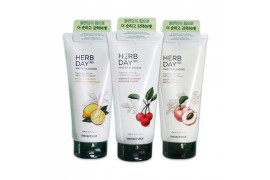 W-[THE FACE SHOP] Herb Day 365 Master Blending Foaming Cleanser - 170ml x 10ea