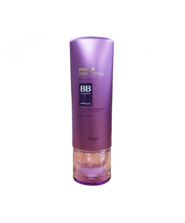 [THE FACE SHOP_LIMITED] Power Perfection BB Cream - 40g (SPF37 PA++)  (EXP 2021.08.09) (NO CASE BOX)