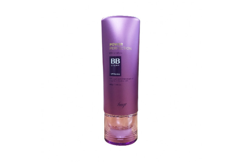 [THE FACE SHOP] Power Perfection BB Cream - 40g (SPF37 PA++)
