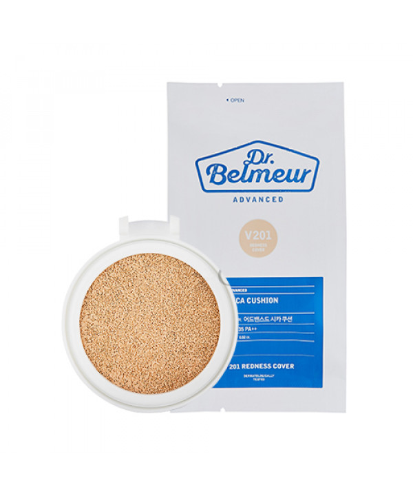 [THE FACE SHOP] Dr.Belmeur Advanced Cica Cushion Redness Cover Refill - 15g