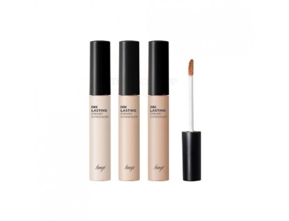 [THE FACE SHOP] Ink Lasting Creamy Concealer - 8ml