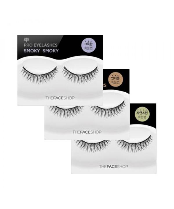 [THE FACE SHOP] Daily Beauty Tools Pro Eyelashes - 1pcs