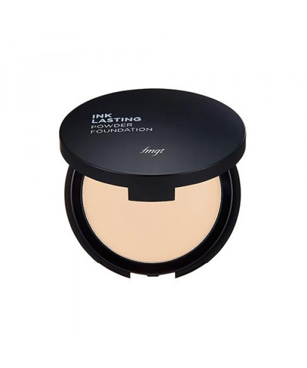 W-[THE FACE SHOP] Ink Lasting Powder Foundation - 9g (SPF30 PA++) x 10ea