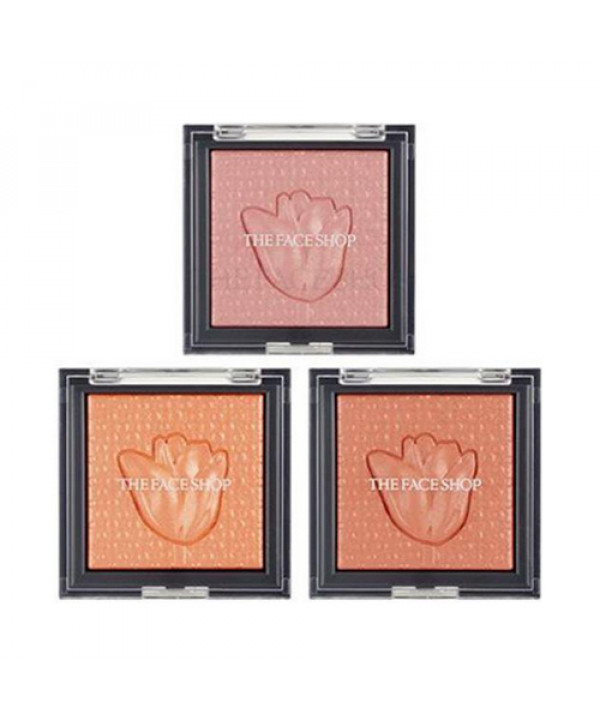 [THE FACE SHOP] Prism Cube Blush By Italy - 7g