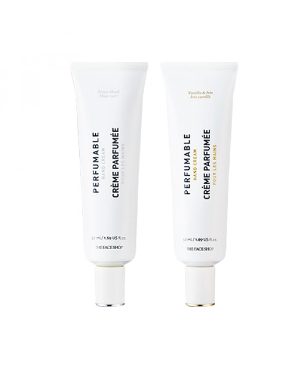 [THE FACE SHOP_50% SALE] Perfumable Hand Cream - 50ml