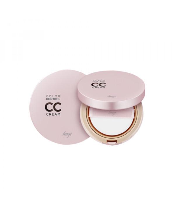 W-[THE FACE SHOP] Aura CC Color Control Cream - 20g (SPF30 PA+++) x 10ea