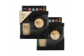 W-[THE FACE SHOP] Ink Lasting Foundation Slim Fit EX Set - 1pack x 10ea