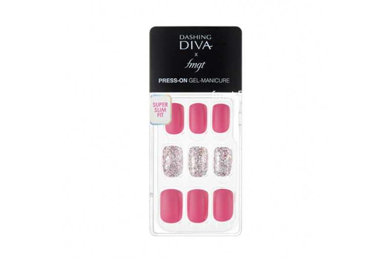 [THE FACE SHOP] Dashing Diva Magic Press Super Slim Fit (20SM) - 1pack (4items)