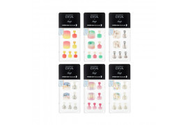 [THE FACE SHOP] Dashing Diva Magic Press Super Slim Fit Pedicure (20SM) - 1pack (4items)