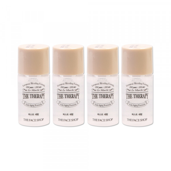 [THE FACE SHOP_Sample] The Therapy First Serum Samples - 4ea