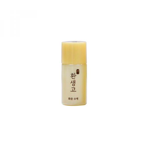 [THE FACE SHOP_Sample] Yehwadam Hwansaenggo Rejuvenating Radiance Toner Samples - 4pcs