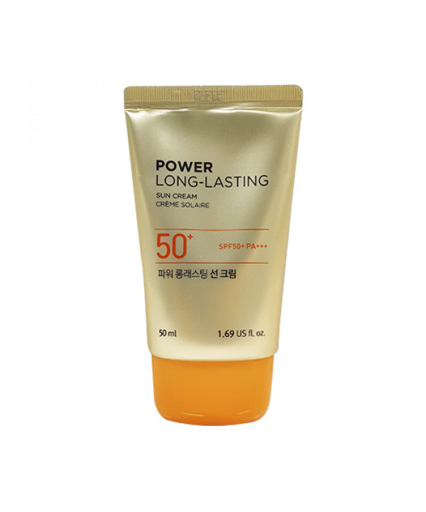 [THE FACE SHOP_Sample_50% SALE] Natural Sun Eco Power Long Lasting Sun Cream Sample - 50ml (SPF50+ PA+++) (New)
